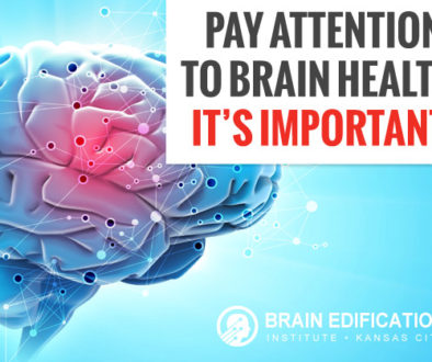 Pay Attention To Brain Health: It's Important