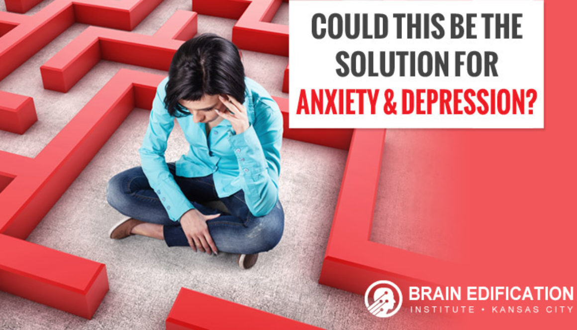 A Solution To Anxiety And Depression?