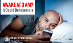 Awake at 3 AM? It Could Be Insomnia